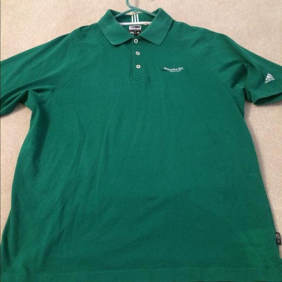 Camiseta ClimaLite de adidas Golf Polo poshmark